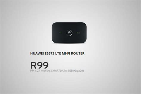 Wifi Portable Telkom best mobile data deal in south africa 20gb for r99