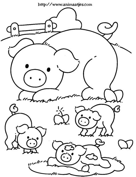 farm pig coloring page 321 best images about coloring pages on pinterest