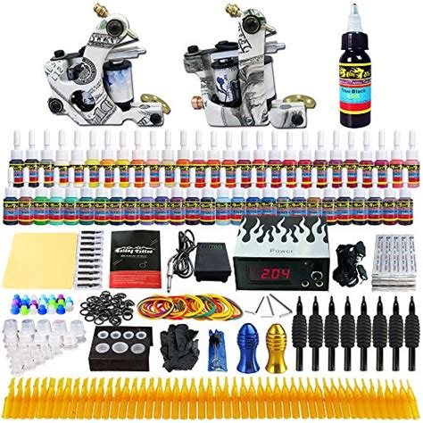 tattoo kit amazon top 5 best machine kit complete for sale 2017