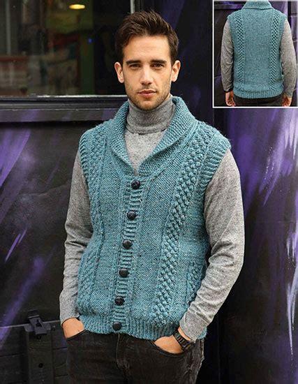 sleeveless jacket knitting pattern free knitting and crochet patterns for