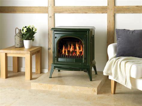 Fireplaces Blackburn by Stovax Ashdon Traditional Gas Stove Canterbury