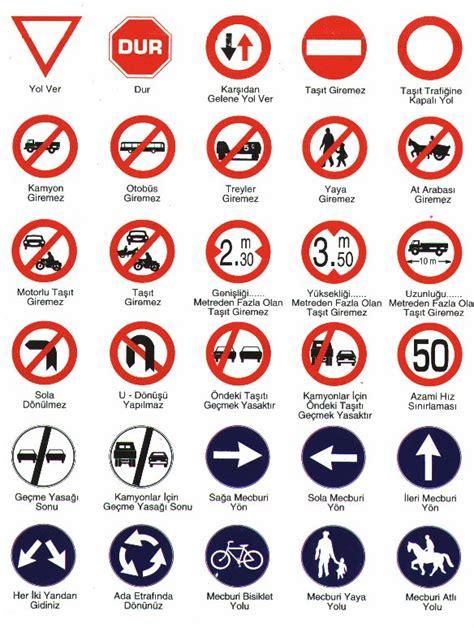 nedir trafik kurallari