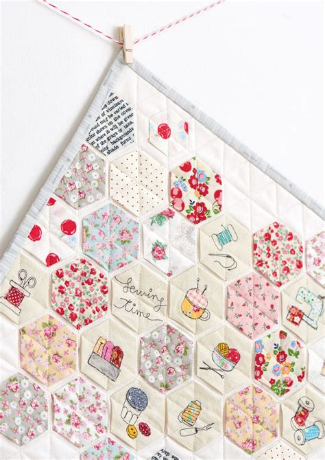issue 47 of patchwork quilting on sale today