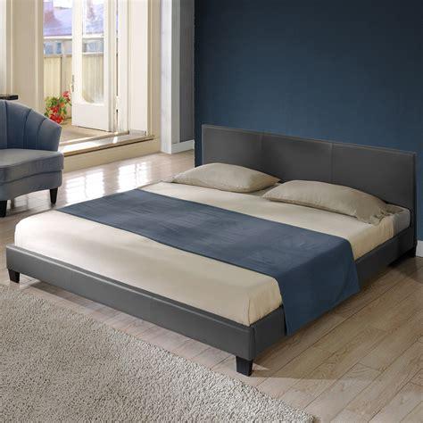 Kasur Bed Uk 160 design upholstered bed 140 160 180 200x200 cm