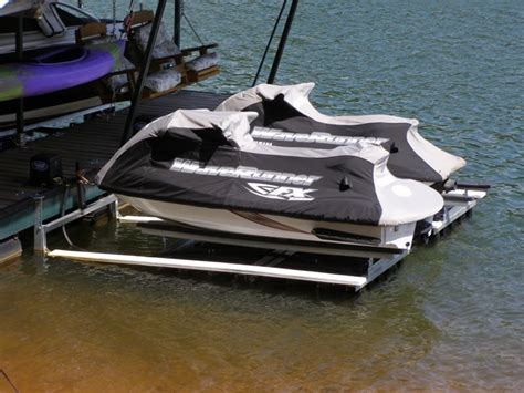 front mount boat lift for sale front mount pwc lifts floatair boatlifts