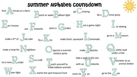 Summer Alphabet Worksheets Lessons For 26 Best Images About Sight Words On Number