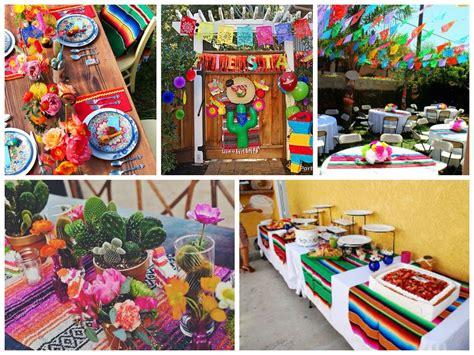 decorar mesa mexicana estilo mexicano decoracion para festas pesquisa google