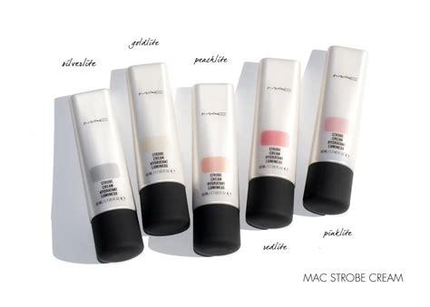 Mac Strobe Primer mac in the spotlight strobe and dimension