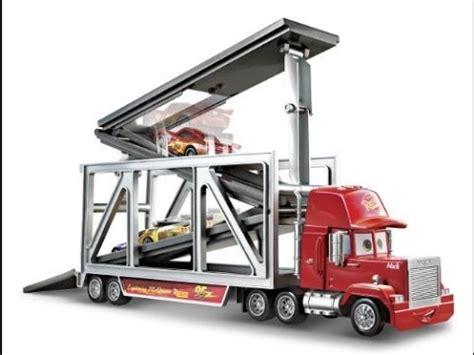 camion porte voiture jouet disney cars mack camion jouet porte voitures