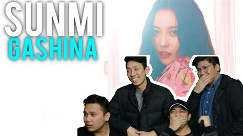download mp3 sunmi gashina hot damn sunmi quot gashina quot mv and live reaction k mv