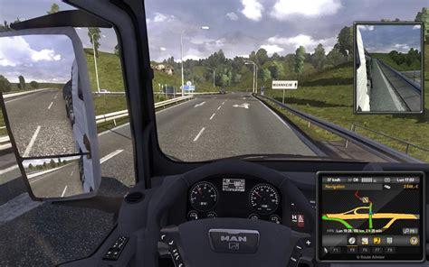 Download Game PC : Euro Truck Simulator 2