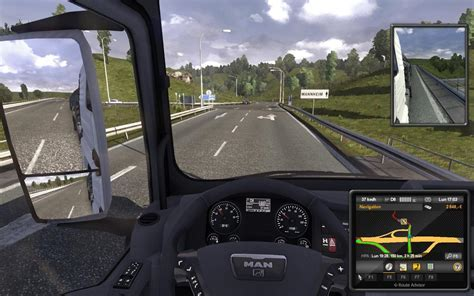 Download Game PC : Euro Truck Simulator 2