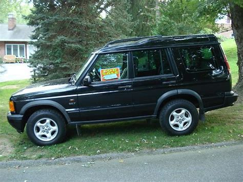does range rover sport 3rd row purchase used land rover 2001 landrovery discovery series