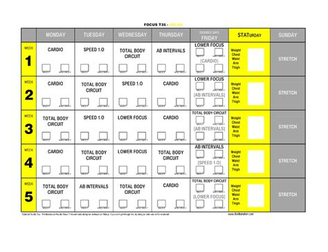 printable t25 schedule t25 alpha workout schedule printable eoua blog