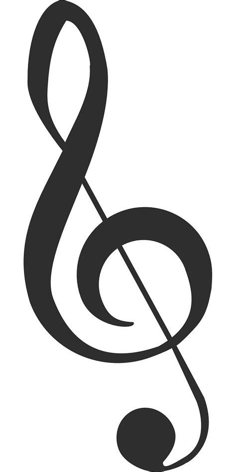 Clave De Trebel Músicas - Gráfico vetorial grátis no
