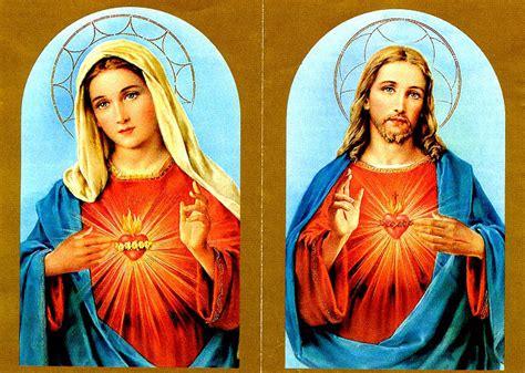 imagenes de jesus y maria juntos image gallery imagenes de santos catolicos