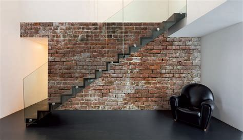 Fake Exposed Brick Wall Astounding Fake Exposed Brick Wall Design