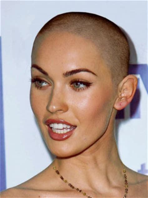 hot women with shaved heads list of sexy bald female famous hot bald women celebrity women with shaved heads