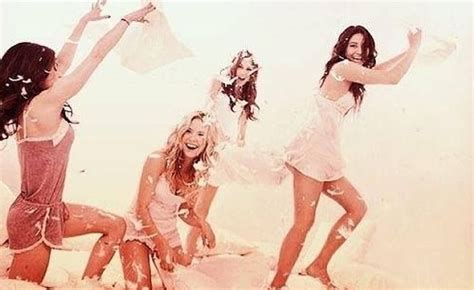 Pillow Fights by The Pretty Liars Really Do Pillow