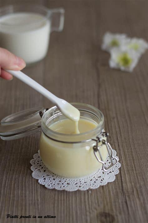 latte condensato fatto in casa latte condensato fatto in casa ricetta facile
