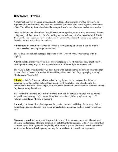 I A Speech Essay Analysis by The World S Catalog Of Ideas