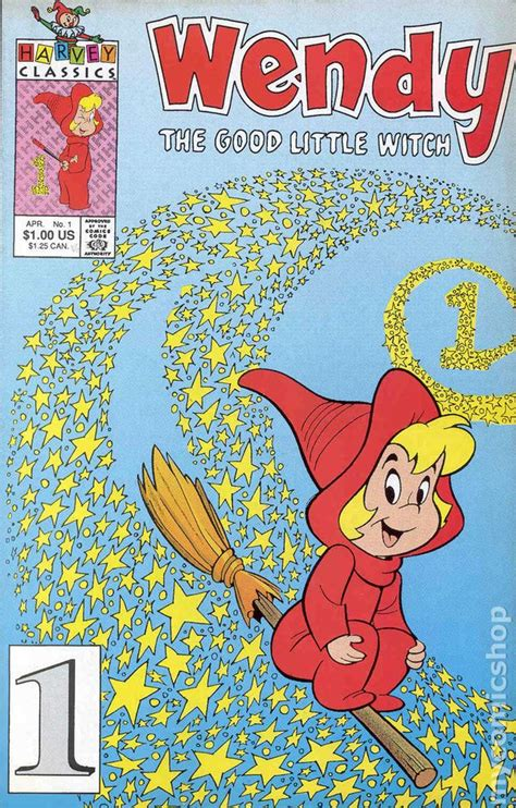 wendy the good little witch comic book wendy the good little witch 1991 comic books