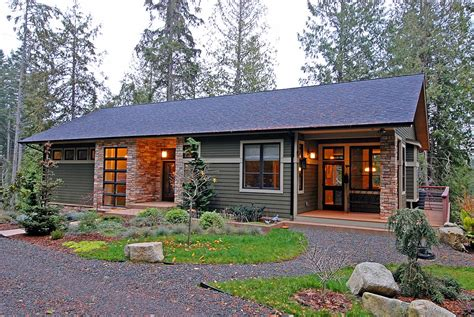 Small Energy Efficient Home Plans | natural and energy efficient house design on bainbridge