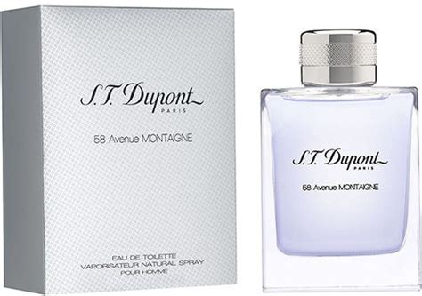 St Dupont Germain For Edt 100ml price review and buy s t dupont 58 avenue montaigne pour homme for 100 ml eau de