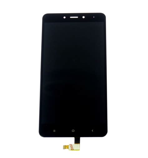 Lcd Xiaomi Redmi 4 distribution lcd display touch screen black oem
