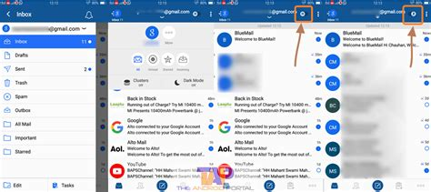 best android email client best android email apps to check your mails from smartphone