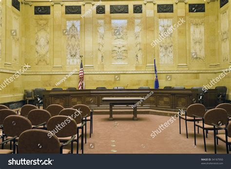 Wisconsin Court Simple Search Court Room In State Capitol Building Wisconsin
