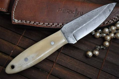 Handmade Bushcraft Knives Uk - custom handmade bushcraft knife carver style perkin