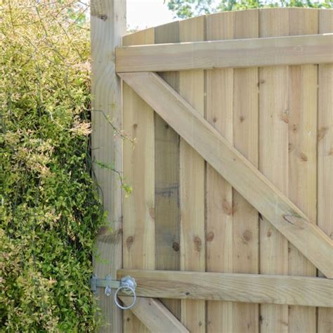 Garden Fence Gate by Garden Fences Gates Garden Fencing
