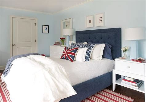 white and red bedroom 25 stunning blue bedroom ideas