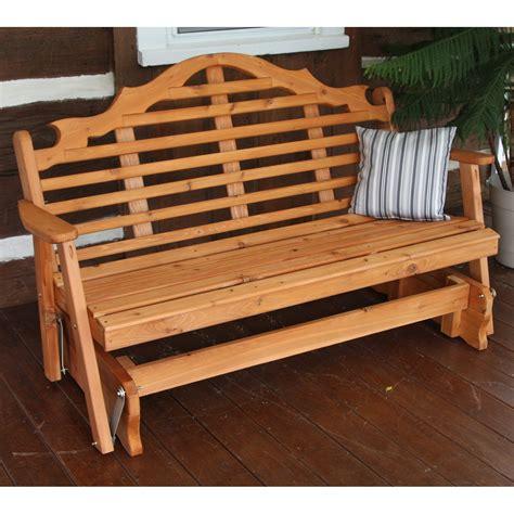 A L Furniture Western Red Cedar Marlboro Outdoor Western Cedar Outdoor Furniture