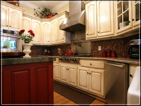 kitchen color schemes with cabinets what you to think before taking kitchen cabinets