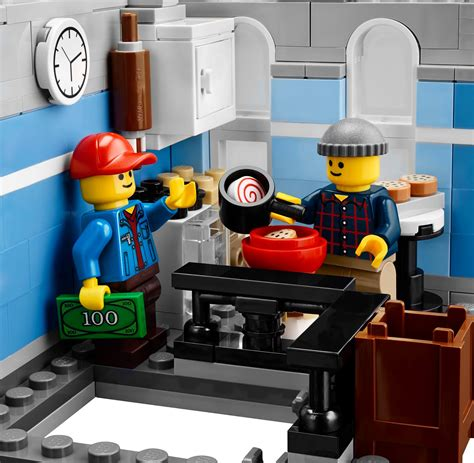 The Office Creator by 10246 Lego Detective S Office Modular Set Up For Order