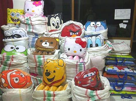 Balmut Kepala Pooh ruby shop