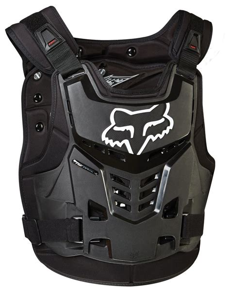 Promo Protector Armor Fox 99 95 fox racing mens proframe lc roost deflector chest 236394