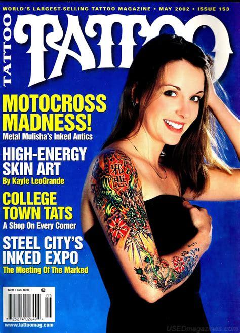 tattoo magazine back issues tattoo may 2002 magazine back issue tattoo wonderclub