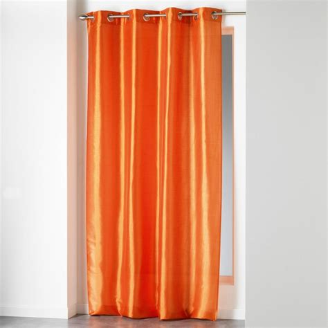 Rideau De Orange by Rideau Salon Orange Id 233 Es De Design D Int 233 Rieur Et De