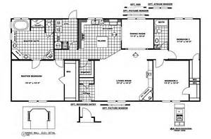clayton manufactured home floor plans manufactured home floor plan 2007 clayton pine brook extreme 36pbx32683ah07