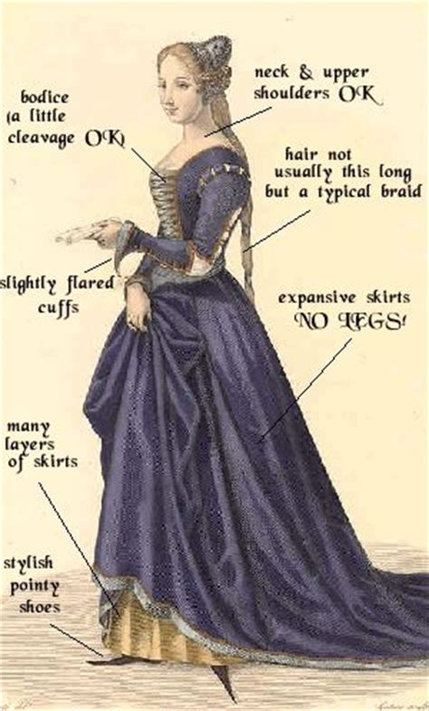 italian medieval middle class 15th century italian women and woman clothing on pinterest