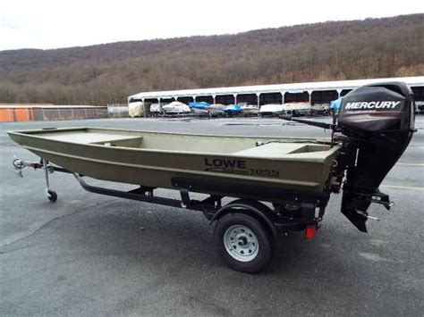 used jon boats for sale pa 2016 used lowe roughneck 1655 br jon boat for sale
