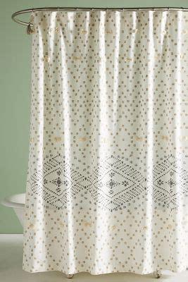 google shower curtains shop unique boho shower curtains anthropologie
