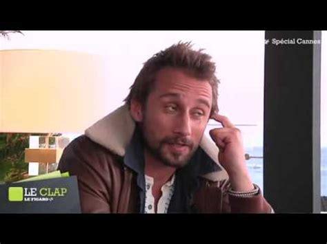 matthias schoenaerts interview english matthias schoenaerts french interview with le clap rust