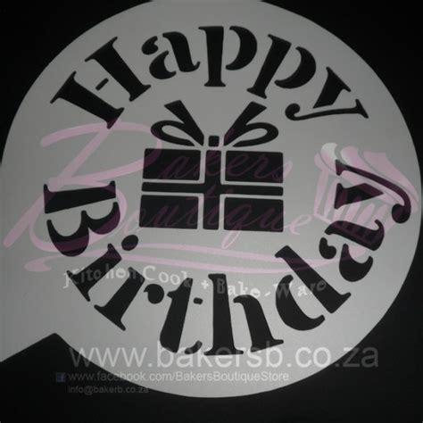 printable birthday stencils 7 best images of free printable happy birthday stencil