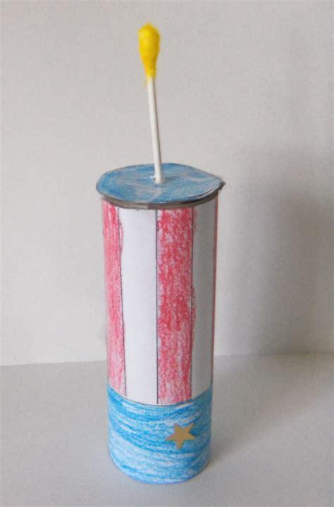How To Make A Paper Firecracker - toilet paper roll firecracker crafts
