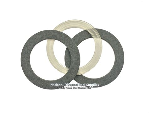 above ground pool water return gasket kit