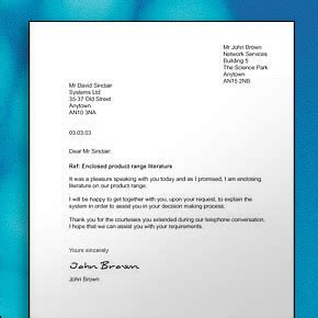 How To Write A Letter Formal English Cover Letter Templates